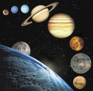os planetas e os signos